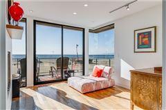 Luxury homes in beachfront masterpiece