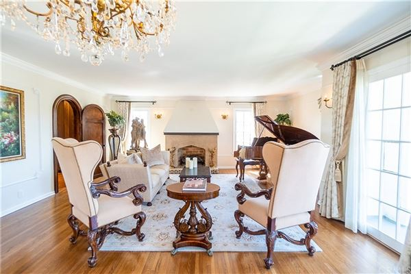 Luxury properties historically significant Redondo Beach home