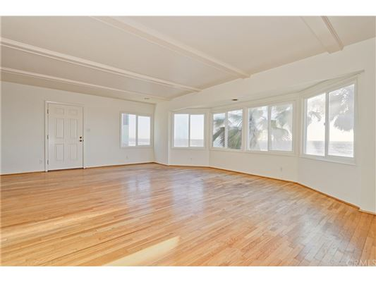 prime beachfront property Loaded with original Manhattan Beach cottage charm  mansions