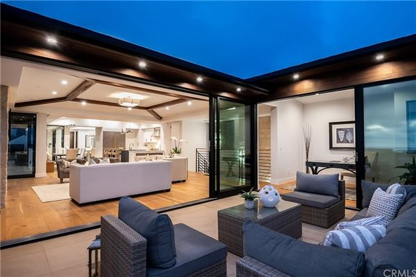 Luxury properties exemplary Hermosa Beach residence