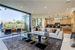 immaculate new mid-century modern luxury homes