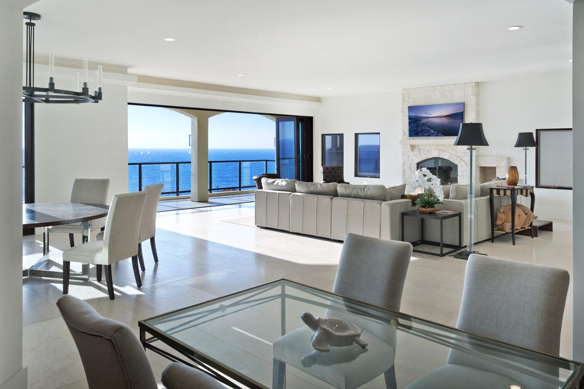 Luxury real estate one-of-a-kind landmark residence