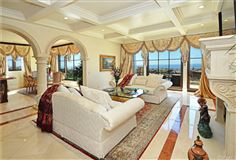 Luxury homes in grand home in the Oceanfront Estates