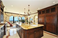 grand home in the Oceanfront Estates luxury homes