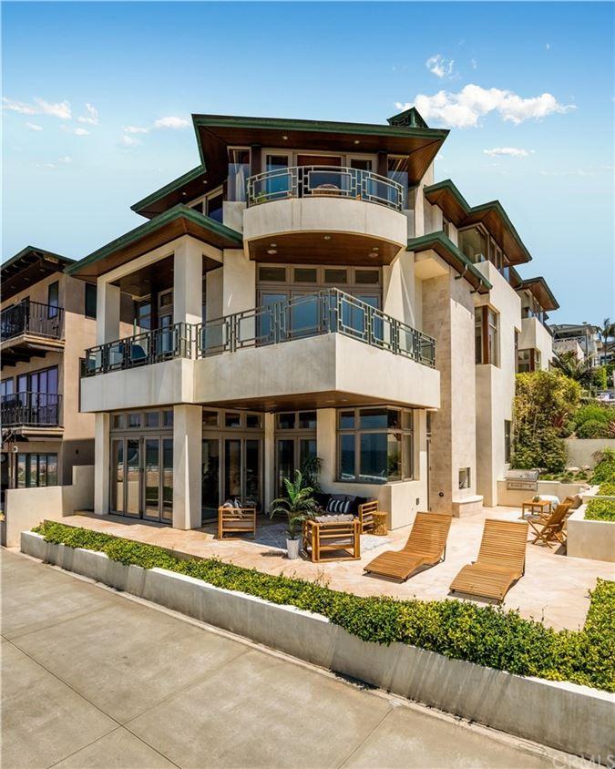 Luxury homes The perfect Manhattan Beach home