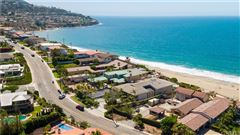 Premier beach front gated estate mansions