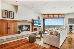 Luxury properties California oceanfront on The Strand