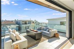 Luxury real estate corner walkstreet masterpiece