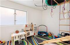 Luxury homes in distinctive modern home