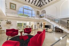 Luxury real estate majestic property with outstanding design