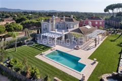 new villa with panoramic views luxury real estate