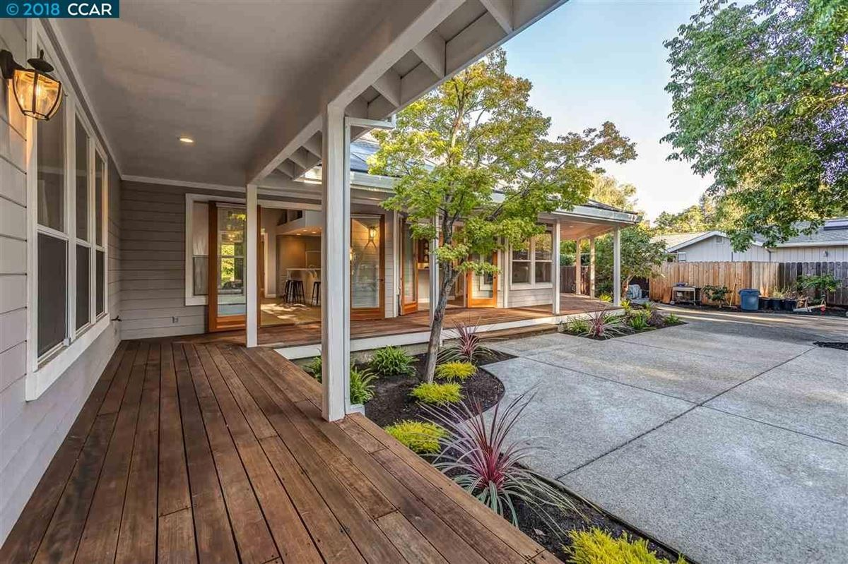 Luxury properties Beautifully remodeled Lafayette property