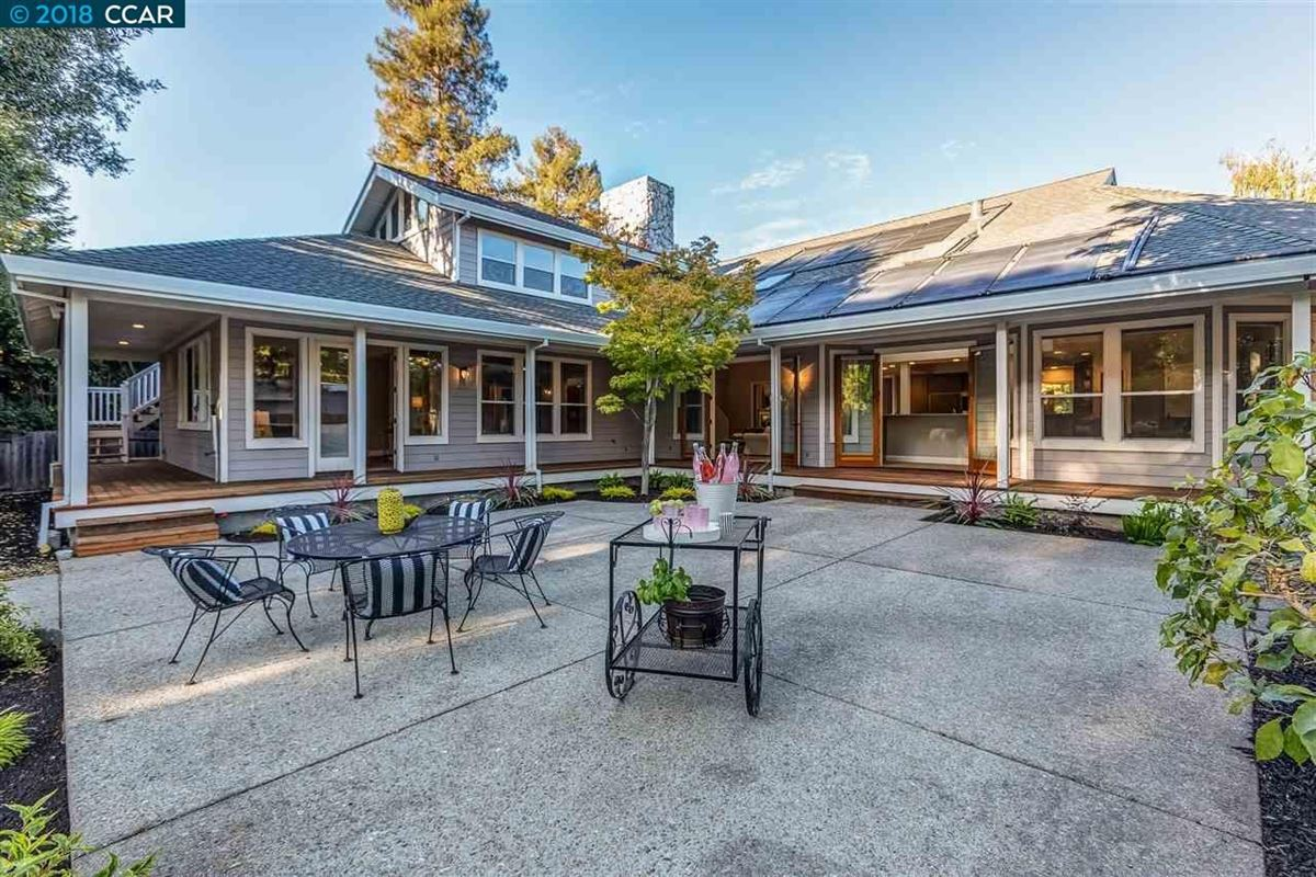 Beautifully remodeled Lafayette property mansions