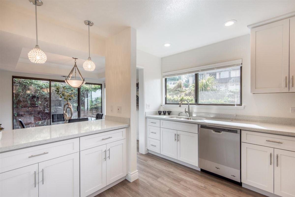 bright contemporary home in san carlos luxury homes