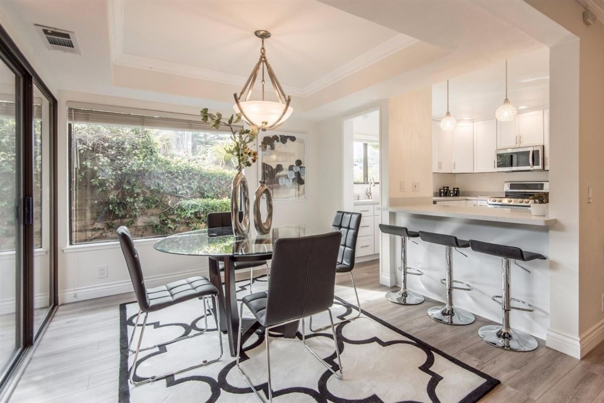bright contemporary home in san carlos luxury real estate