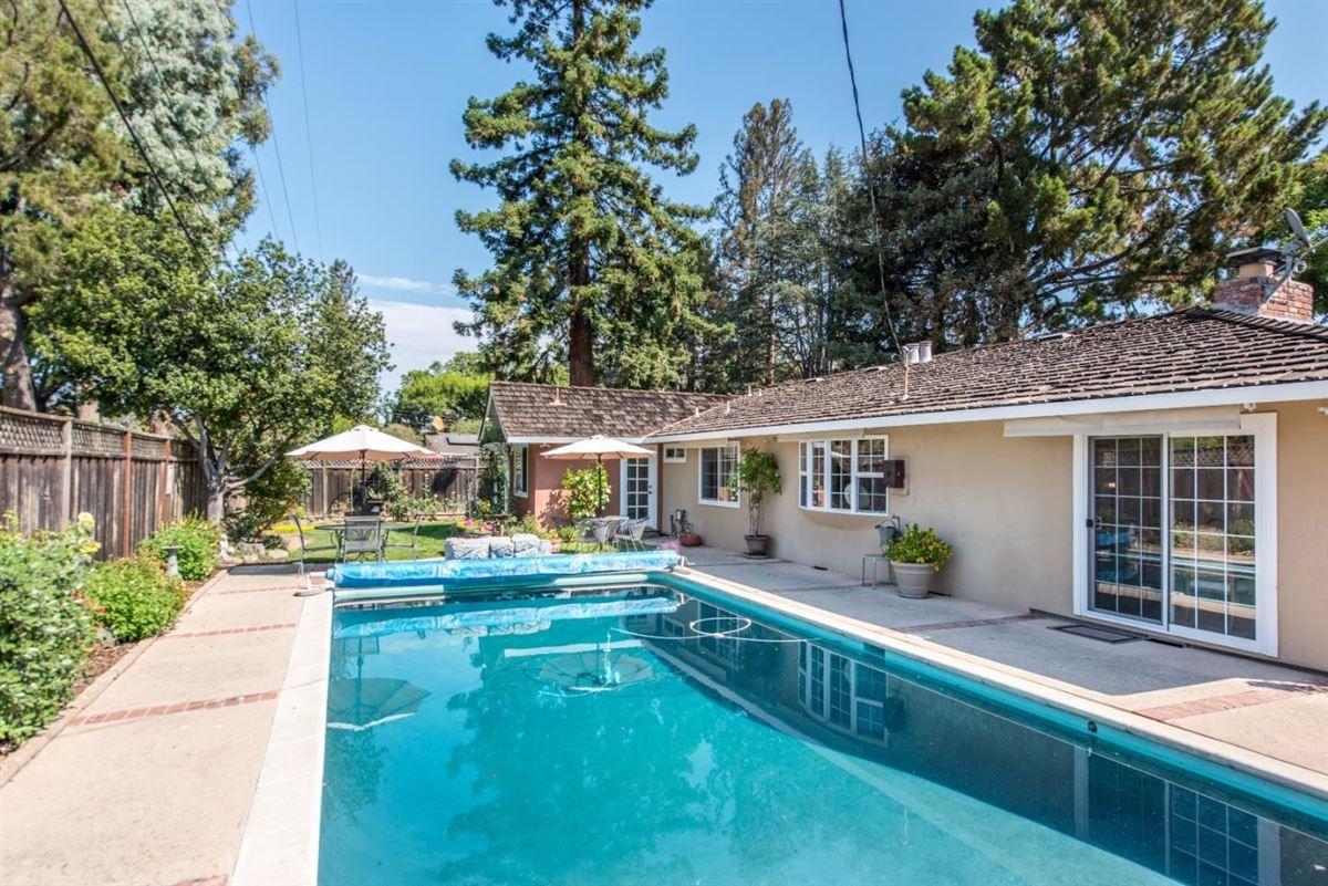 Luxury real estate Quiet Home Near the Stevens Creek Trail