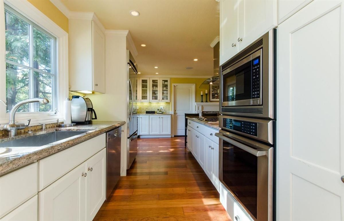 timeless appeal in desirable Sharon Heights luxury real estate