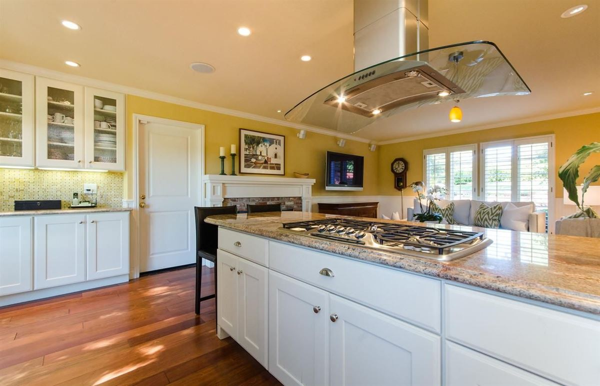 Luxury properties timeless appeal in desirable Sharon Heights
