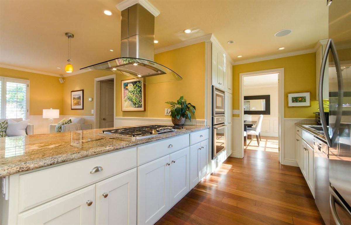 timeless appeal in desirable Sharon Heights luxury properties