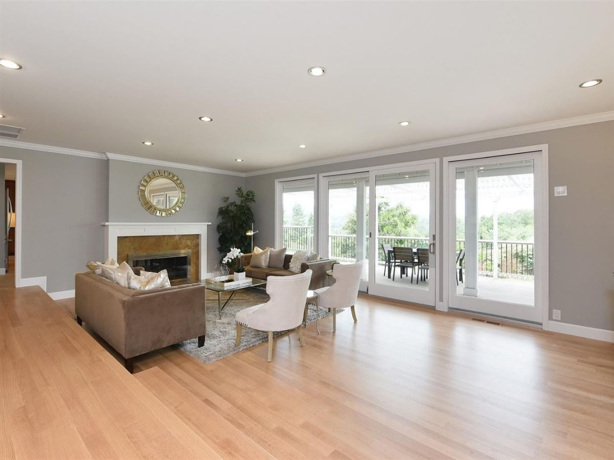 Completely renovated one-story home luxury homes