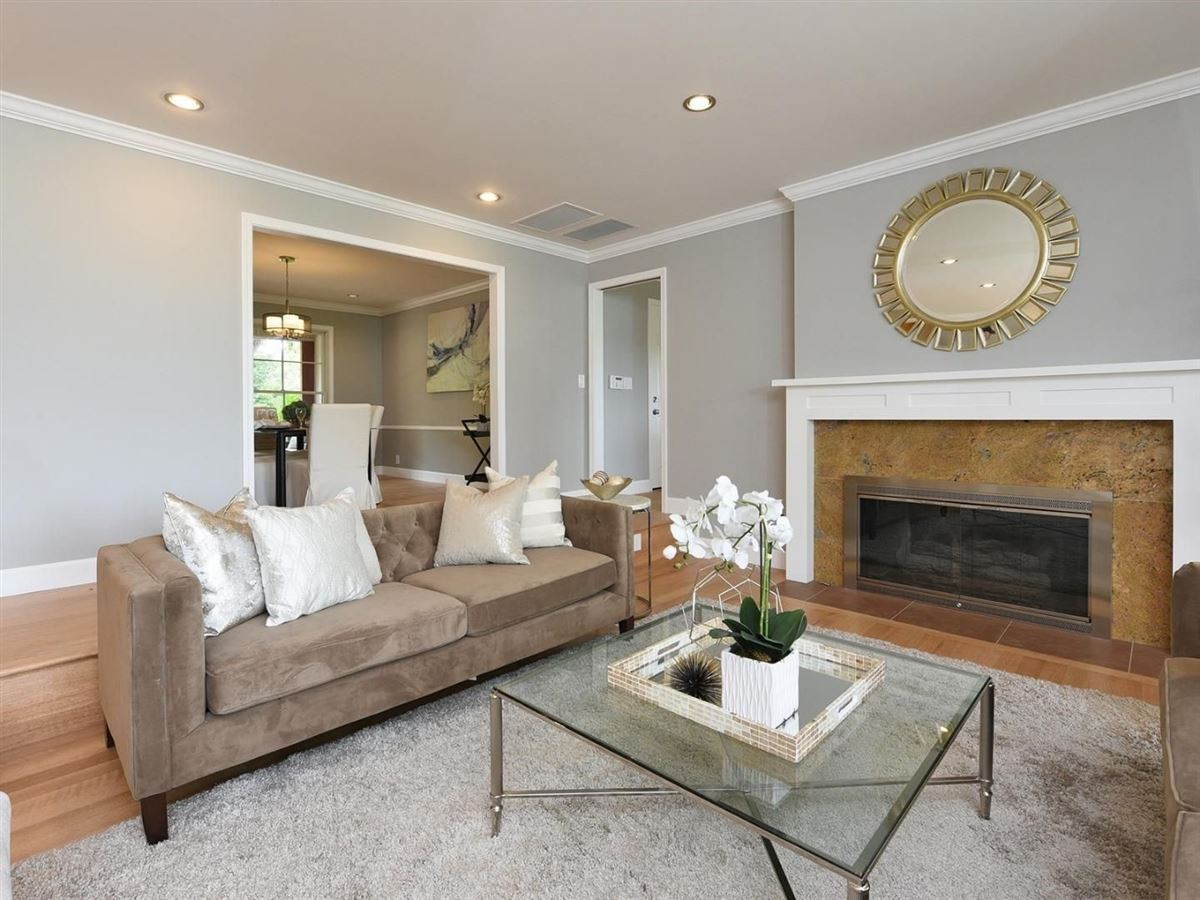 Luxury real estate Completely renovated one-story home