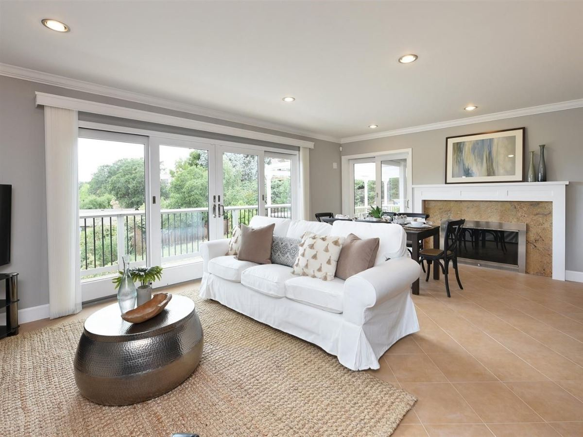 Completely renovated one-story home luxury properties