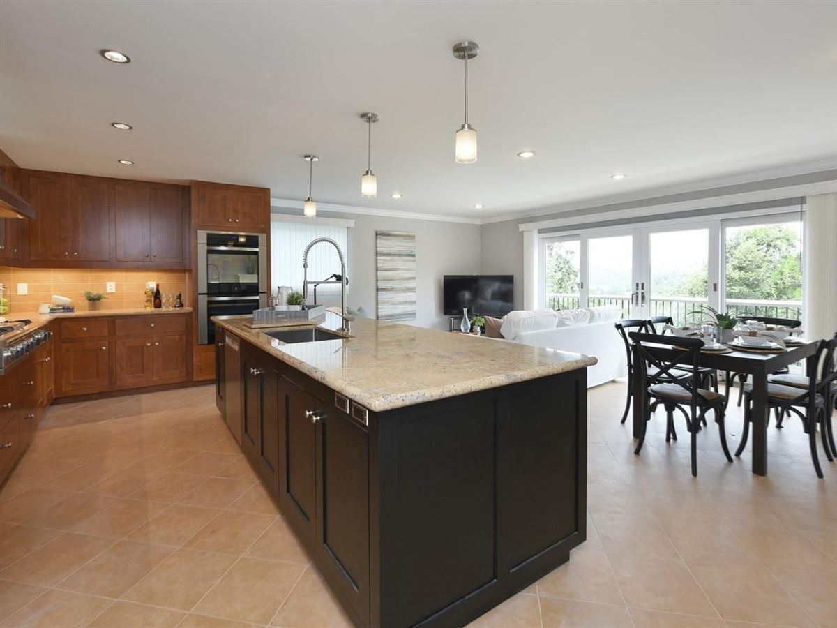 Completely renovated one-story home mansions