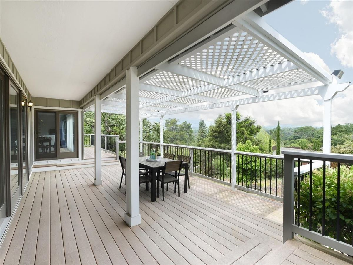 Completely renovated one-story home luxury real estate