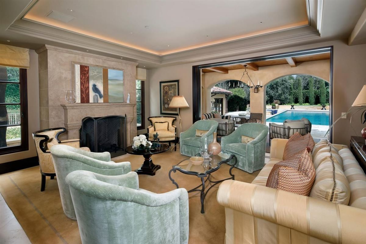 Luxury homes magnificent property in atherton