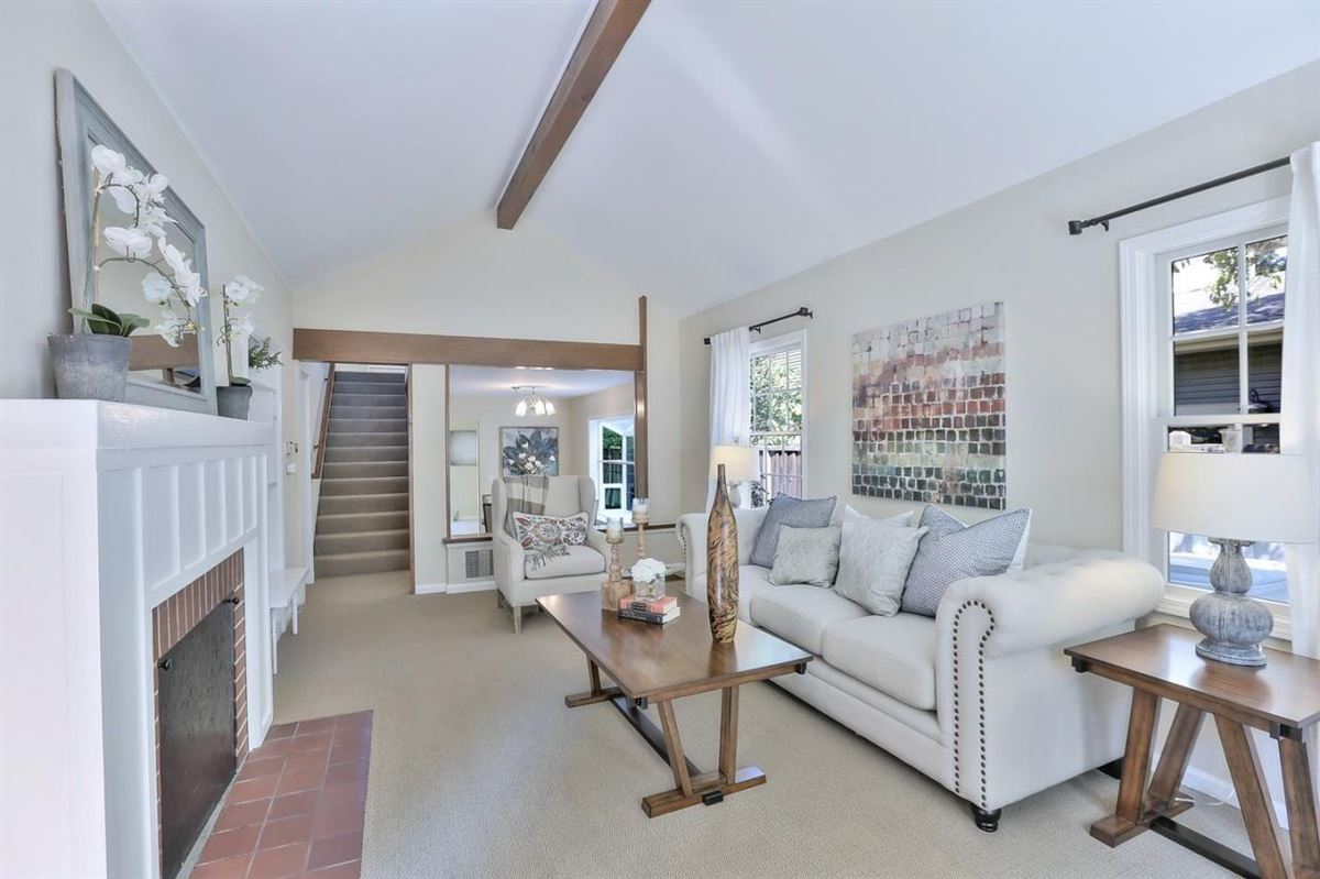 Luxury real estate adorable home in palo alto