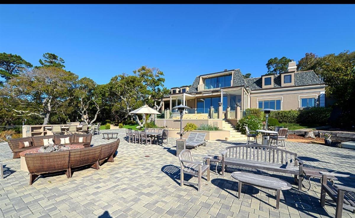 landmark property in pebble beach luxury homes