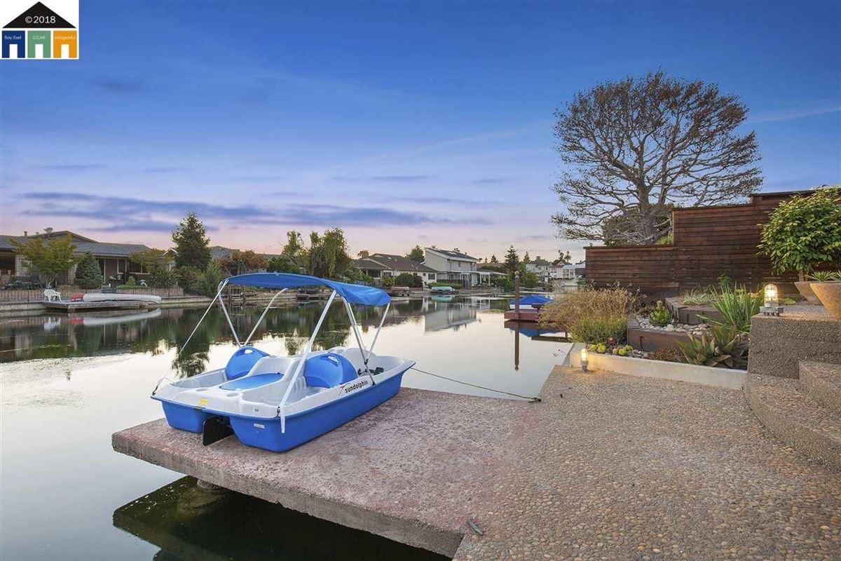 extensively updated mid-century lagoon home luxury properties