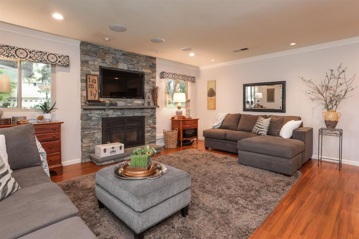 Luxury real estate Beautifully updated and professionally landscaped