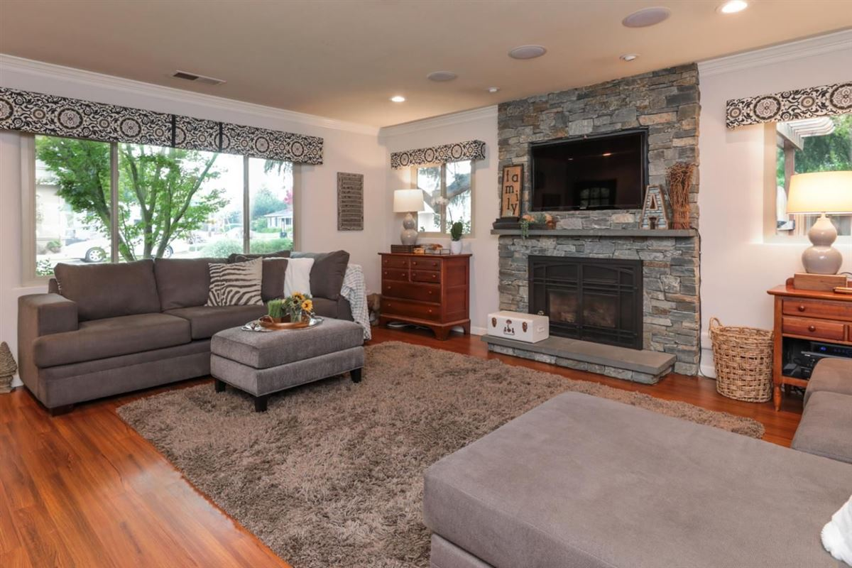 Beautifully updated and professionally landscaped luxury real estate