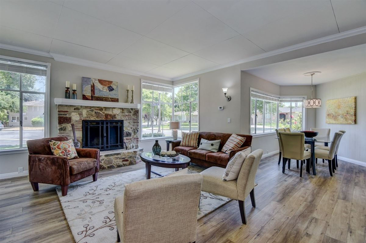 Luxury real estate Gorgeous home in historic Rose Garden