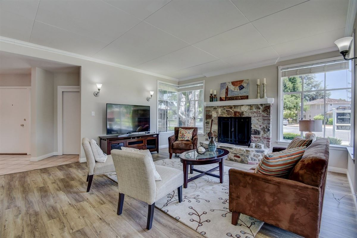 Gorgeous home in historic Rose Garden luxury real estate