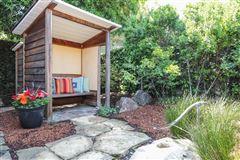 Luxury real estate enchanting bungalow in palo alto