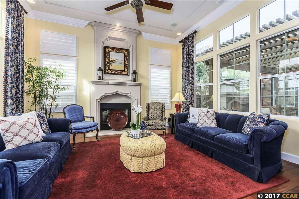 Luxury real estate Beautiful Executive home with stunning views