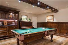Extraordinary Estate in Crescent Park luxury homes