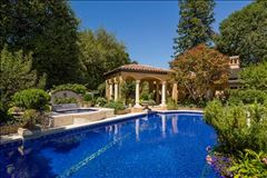 Extraordinary Estate in Crescent Park luxury properties