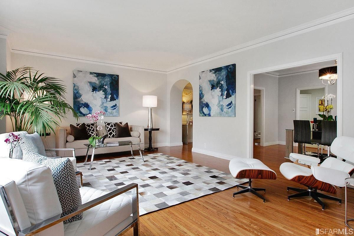 Luxury homes Stylish elegance and grand scale in san francisco