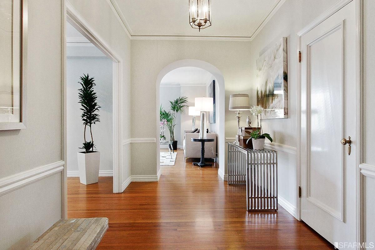 Stylish elegance and grand scale in san francisco luxury real estate