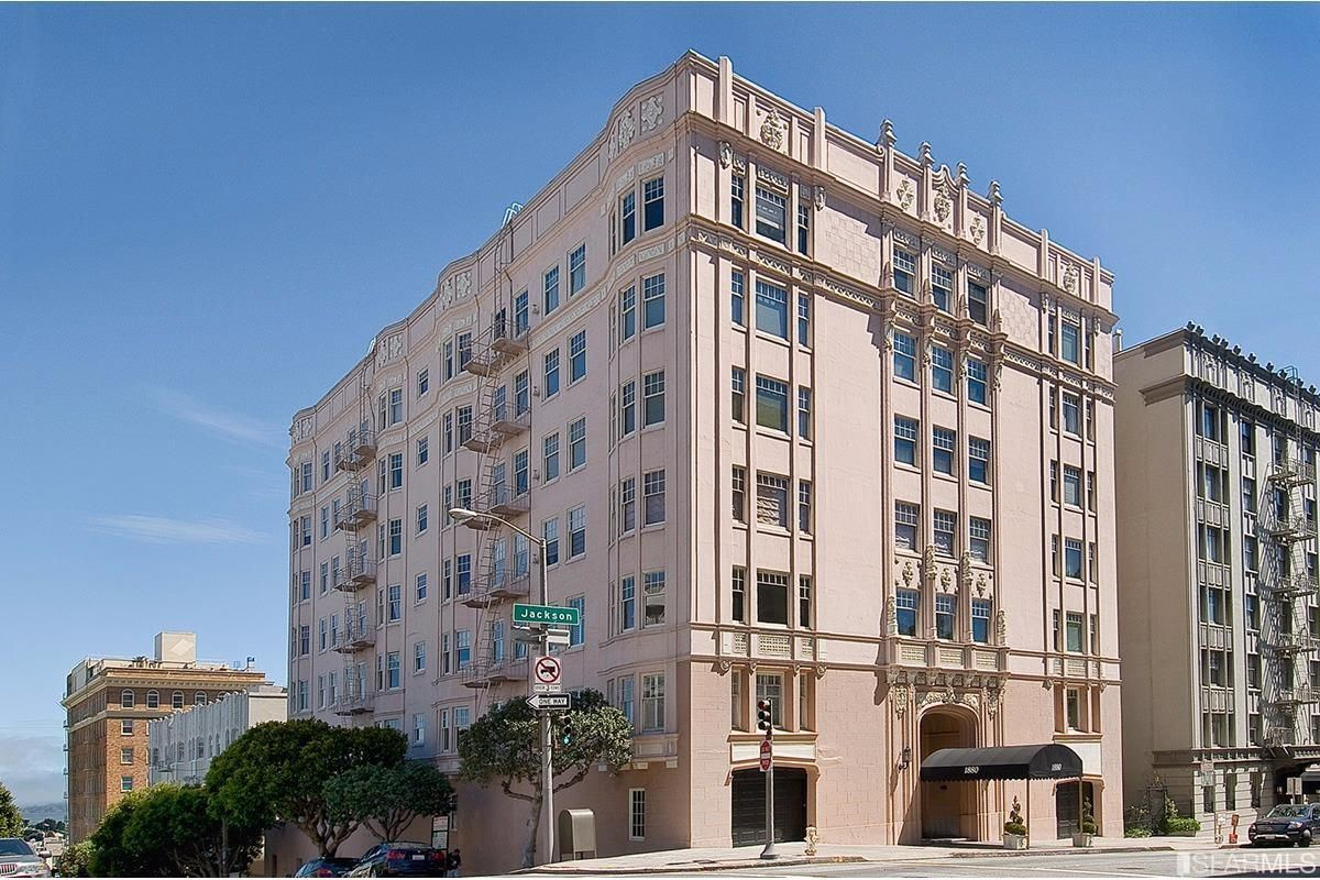 Luxury properties Stylish elegance and grand scale in san francisco