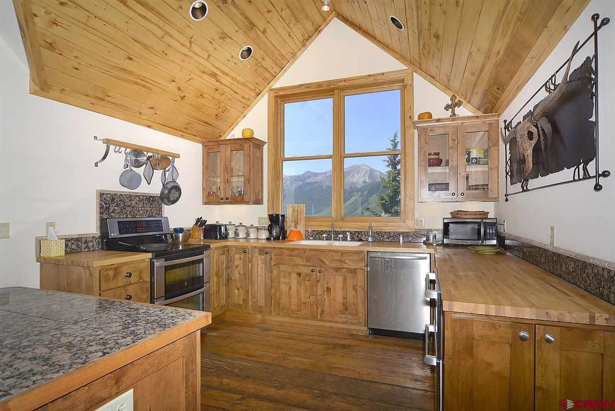 Crested Butte, a longtime landmark for local residents and visitors luxury properties