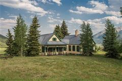 Crested Butte, a longtime landmark for local residents and visitors luxury homes
