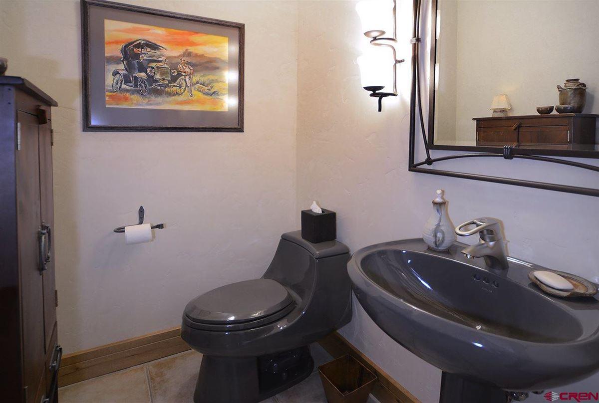 Luxury properties highly desirable Summit neighborhood