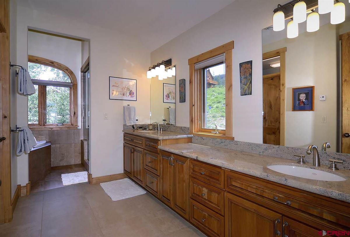 Luxury real estate highly desirable Summit neighborhood
