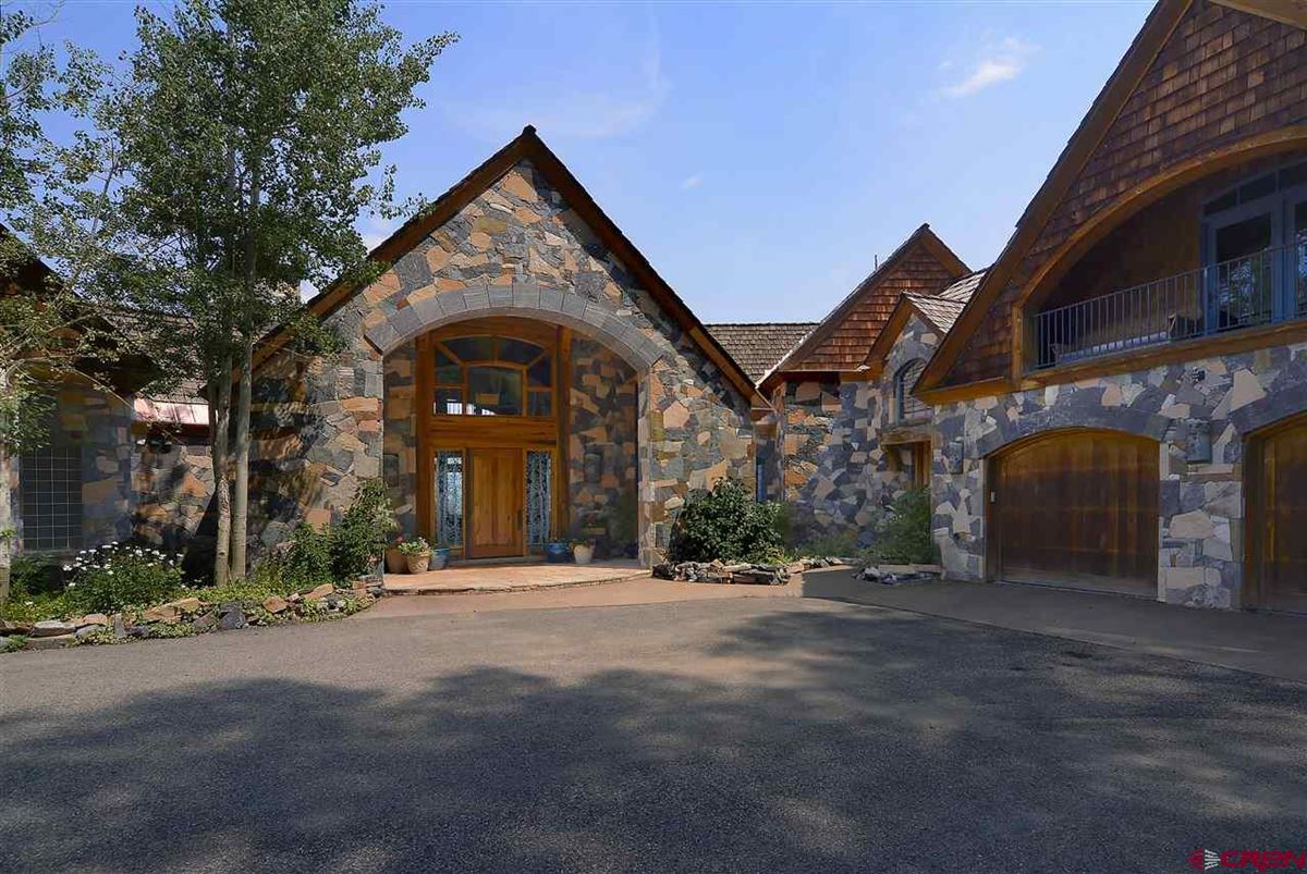 exquisite and unique mountain home luxury homes