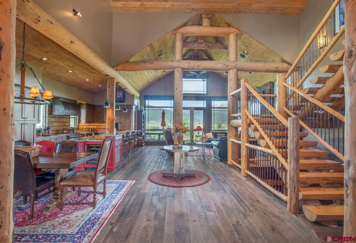 Luxury homes custom turnkey home in Skyland