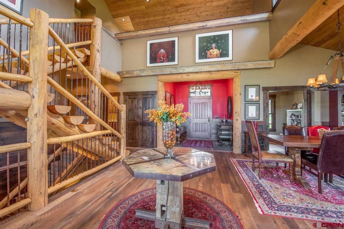 custom turnkey home in Skyland luxury homes